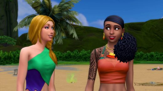Официальный трейлер «The Sims™ 4 Жизнь на острове»